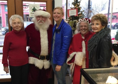 Santa-and-Towles-Family