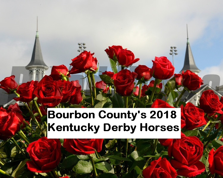 Bourbon County in Kentucky Derby 2018